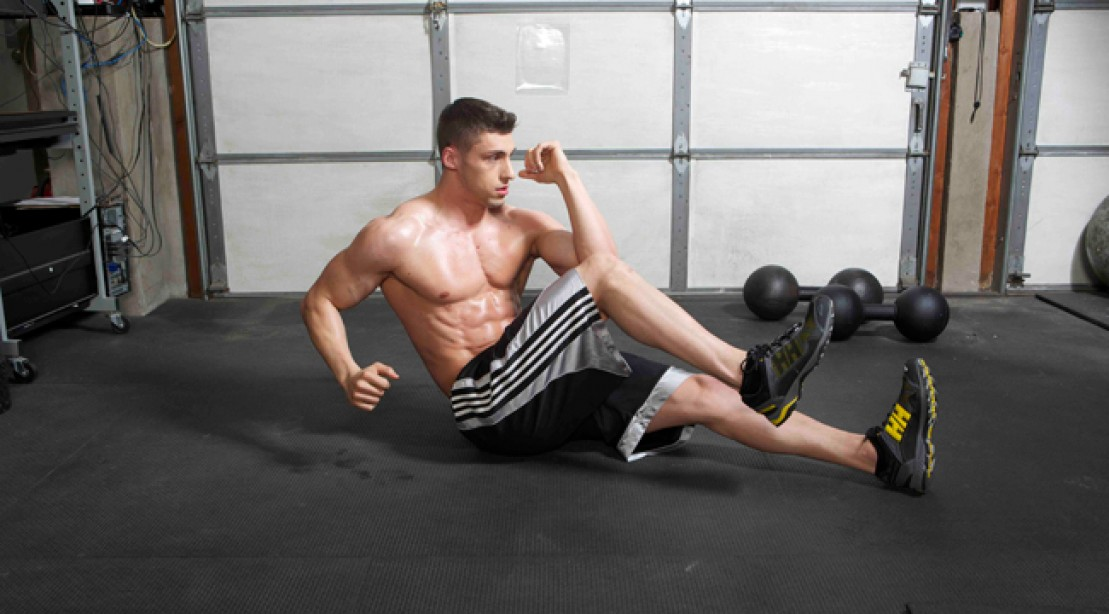 Fast Shredded Abs