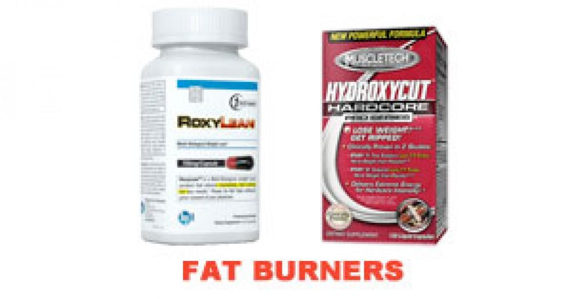 Fat Burner Product List