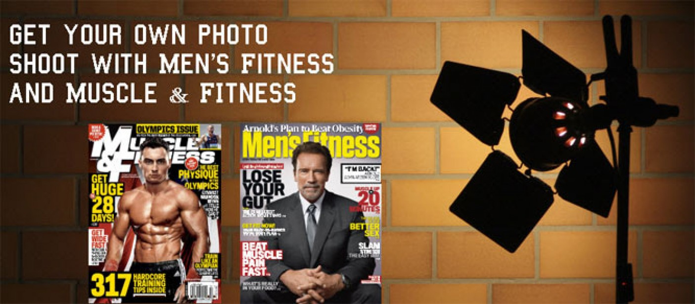 Are You the Fittest Man on Your Campus?