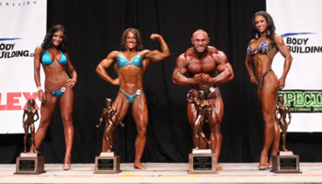 2010 NPC USA FINALS REPORT
