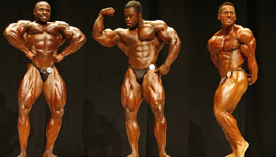 2008 NPC USA MENS PREJUDGING REPORT AND GALLERIES
