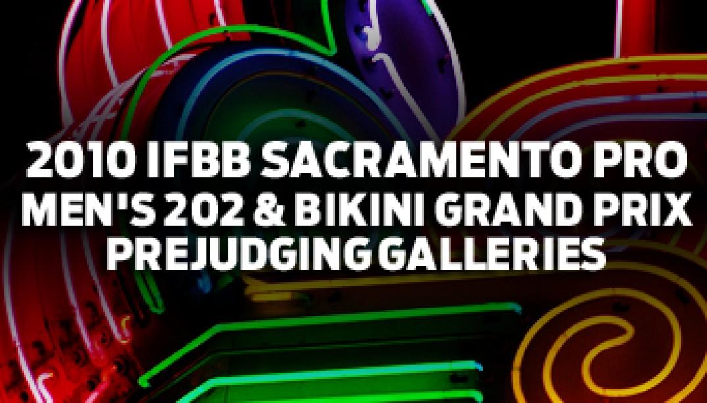 PHOTOS: 2010 IFBB SACRAMENTO PRO MEN'S 202 & BIKINI GRAND PRIX