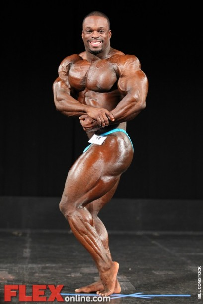 Branden Ray Joins Weider/AMI