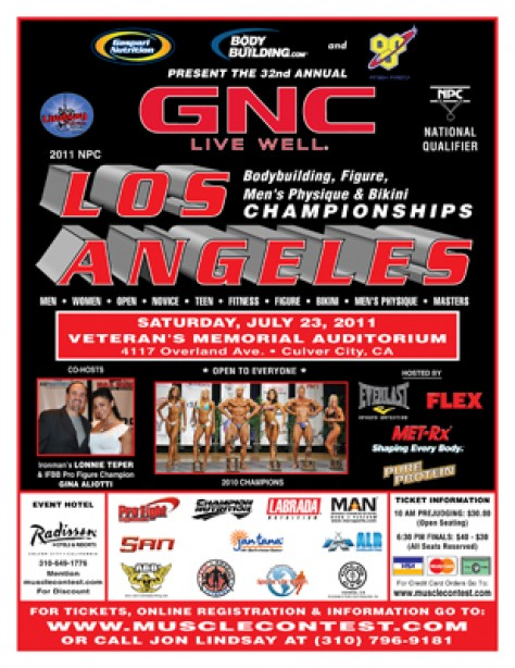 NPC Los Angeles Championships