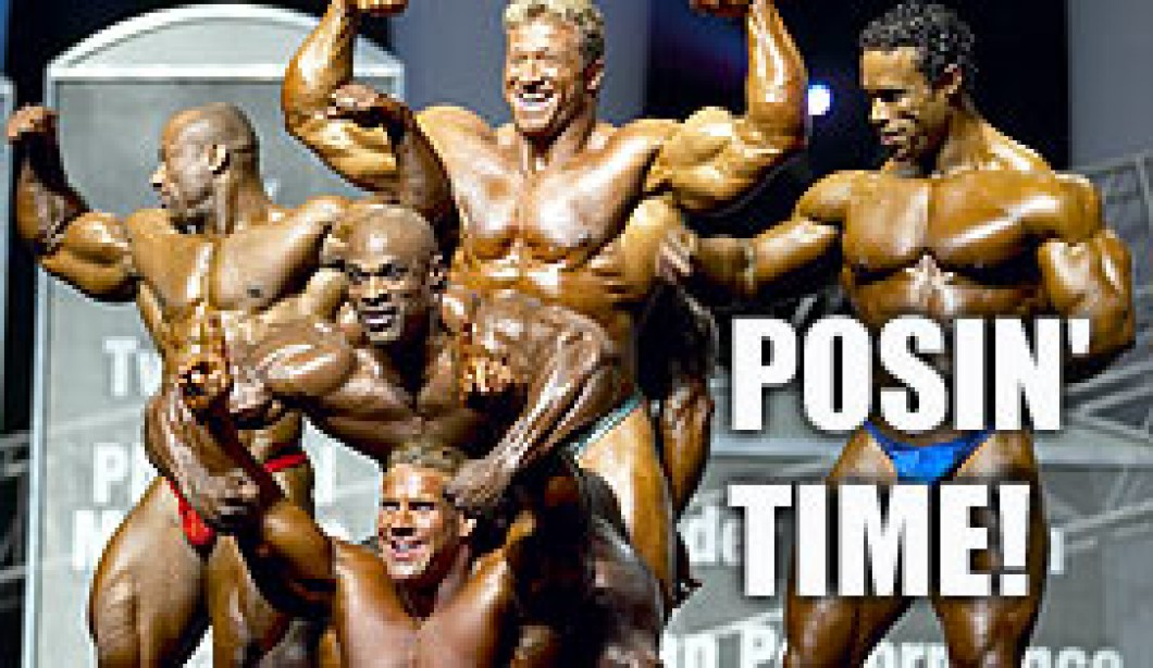 Here's the Complete 2004 IFBB  Schedule!