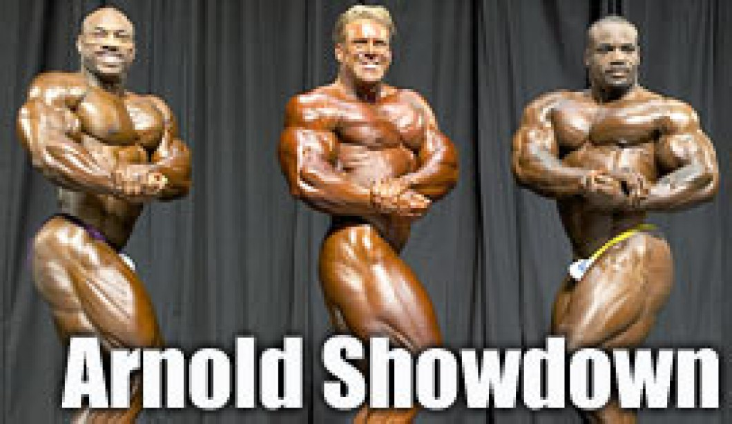 2004 Arnold Classic Coverage: Was Dexter Robbed?