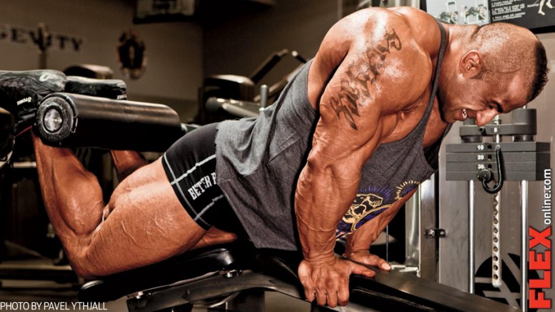 Fouad's Dig Deep Leg Workout