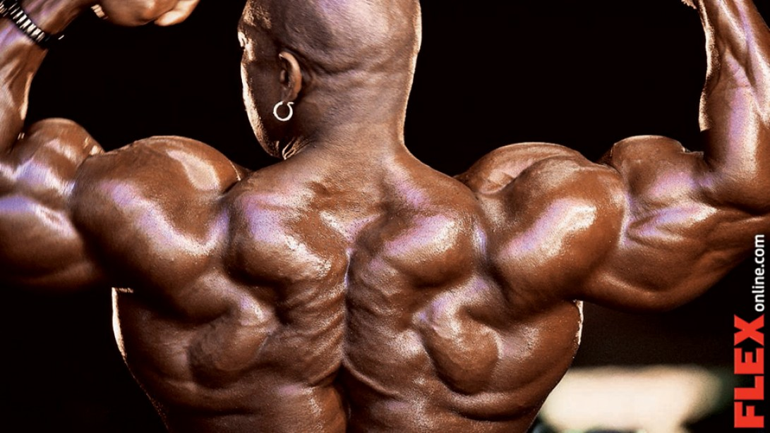 Legendary Backs: Flex Wheeler