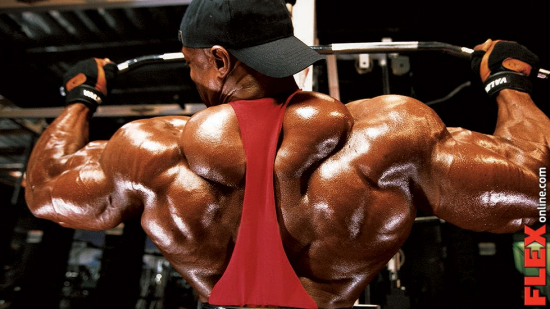 Legendary Backs: Ronnie Coleman