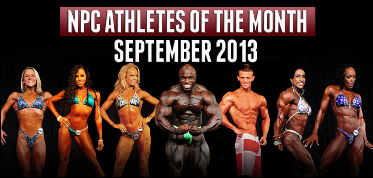 NPC Athletes of the Month