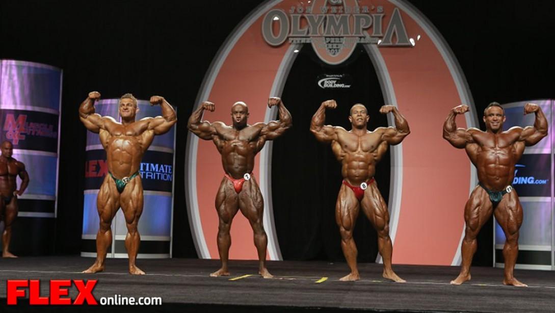 Olympia 212 Report