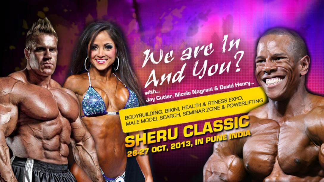 2013 IFBB Sheru Classic