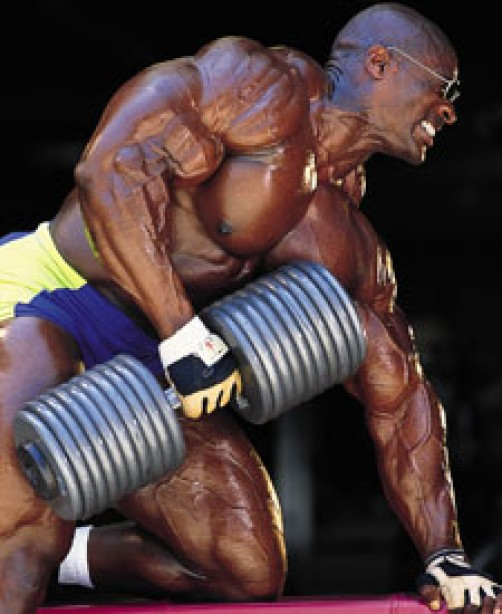 Ask Mr. O: Build Your Back