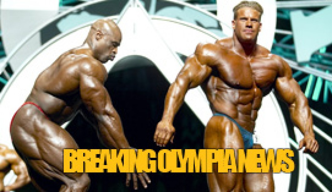 All The Latest 2004 Olympia Updates