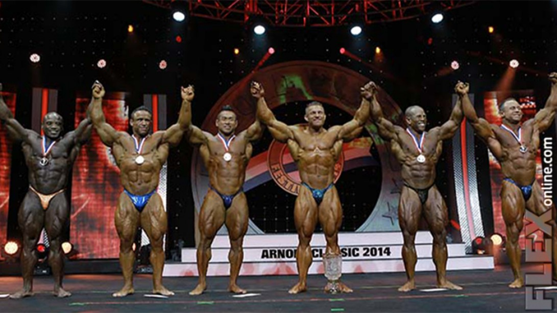 2014 Arnold - Friday Finals Report