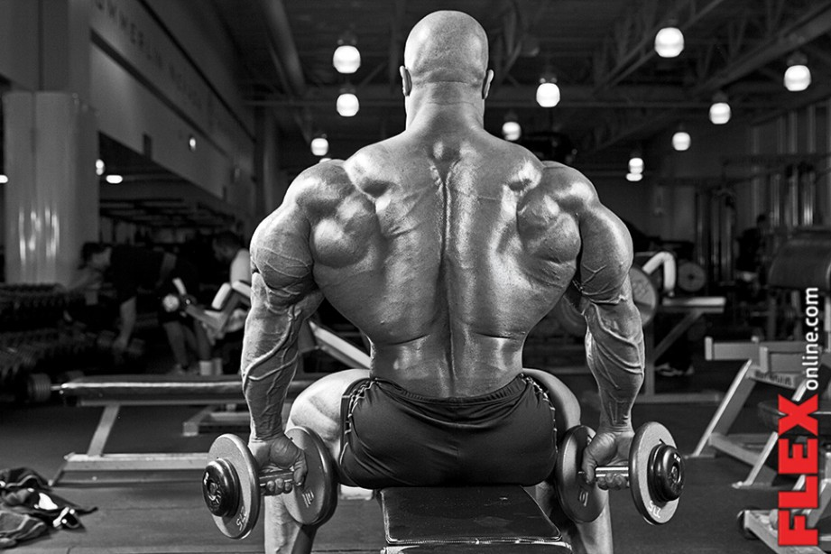 New Year, New Muscle: Back