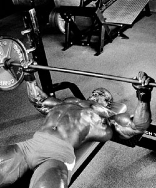 Ask. Mr. O: Improving Your Bench