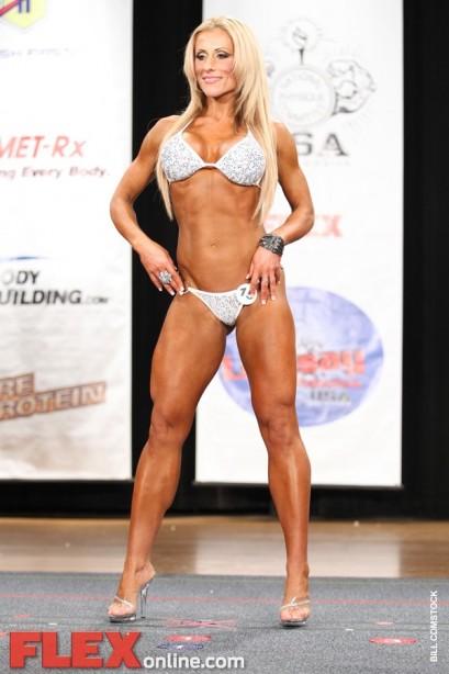 Zhanna Rotar - Womens Bikini - Muscle Contest Pro Bikini ...