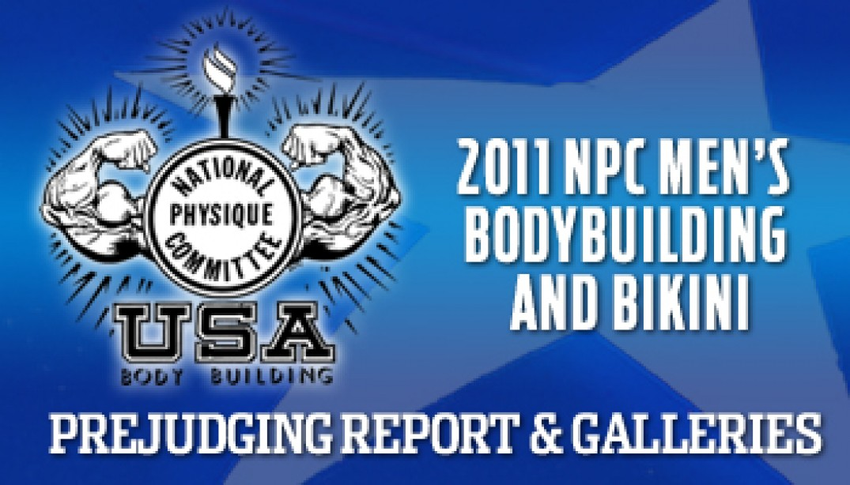 2011 NPC MEN'S BODYBUILDING AND BIKINI
