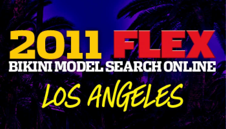 2011 FLEX Bikini Model Search Los Angeles