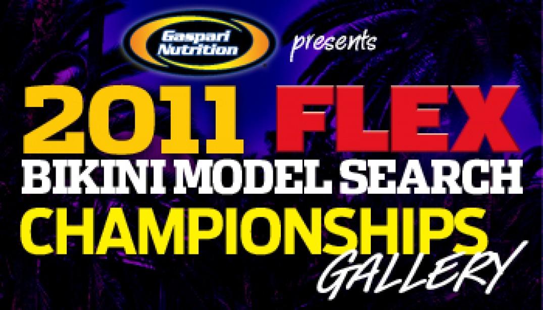 2011 FLEX BIKINI MODEL SEARCH GALLERIES