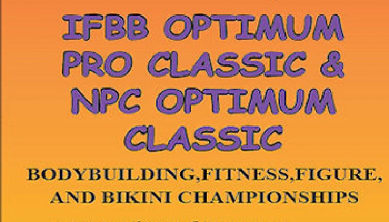 IFBB Optimum Pro Classic!