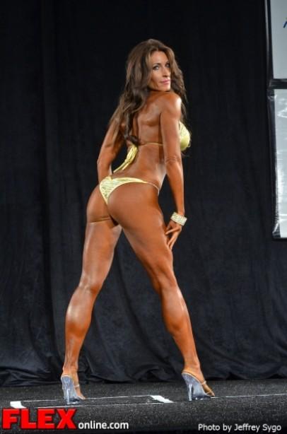 Michelle Johnson - Bikini Class C - 2012 North Americans -7257