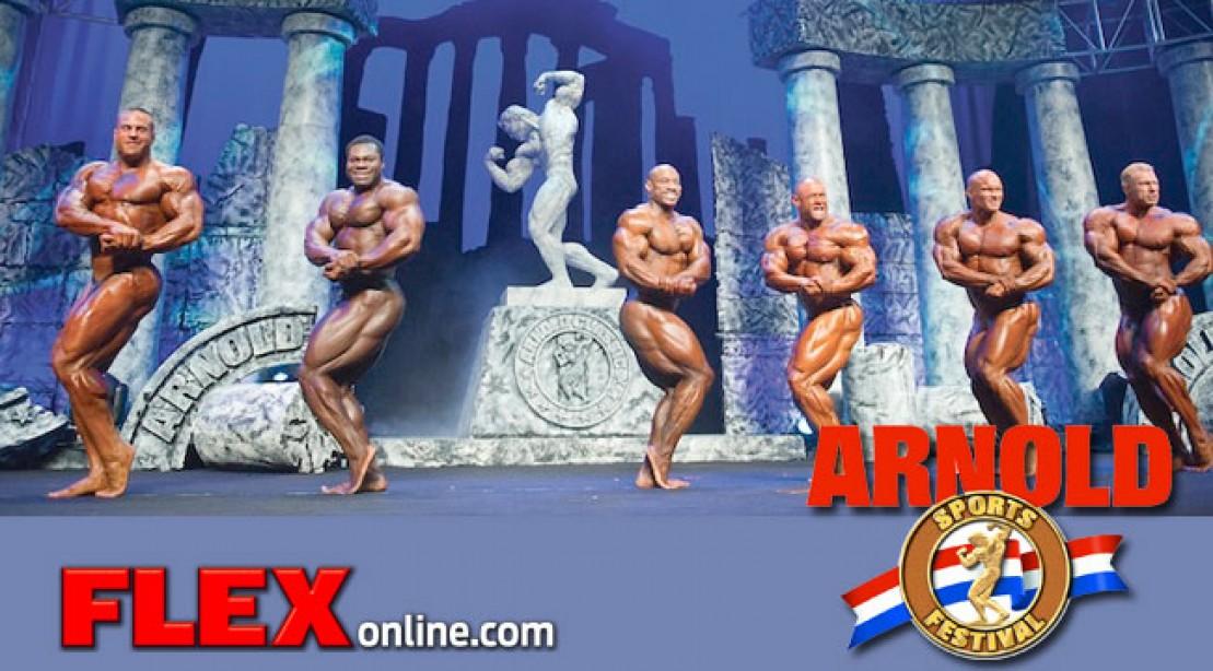 25th anniversary Arnold classic