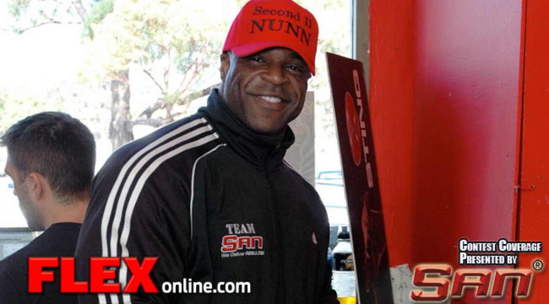 Ed Nunn's Funny Story About Ronnie Coleman