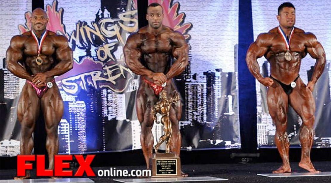 2013 Chicago Pro Contest Info and Poster