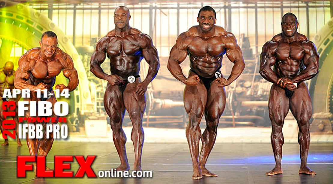 2013 FIBO Prejudging Report - Fitness and Bodybuilding