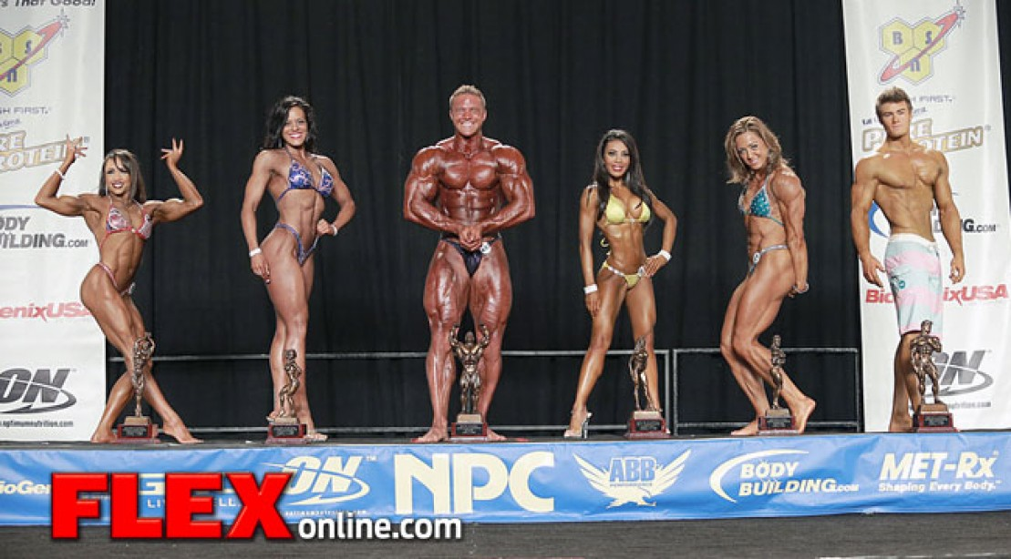 2013 Jr National Championship Assessment and Results