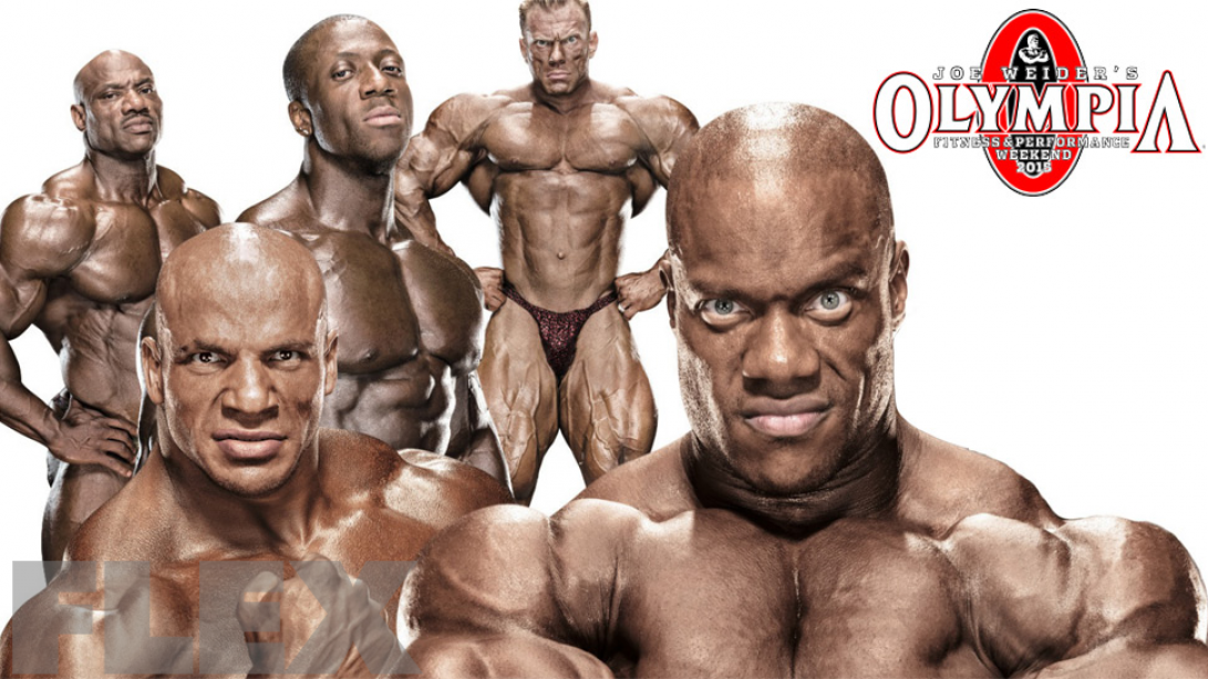Preview of the 2015 Mr. Olympia