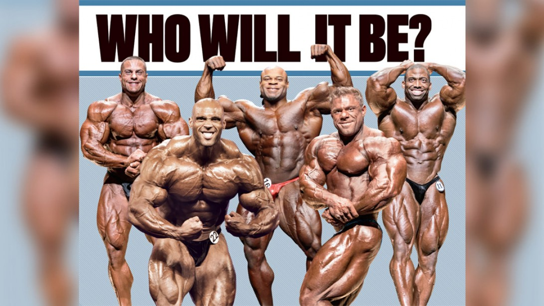 2016 Arnold Classic Preview