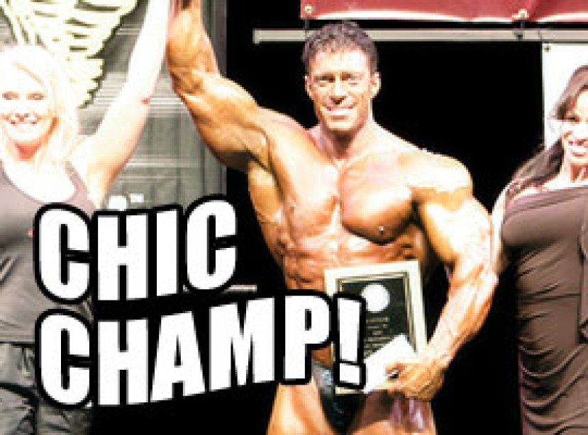 2006 IFBB MASTERS PROFESSIONAL WORLD CHAMPIONSHIPS RESULTS