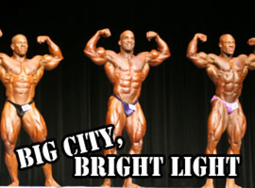 2006 IFBB NEW YORK PRO - PREVIEW