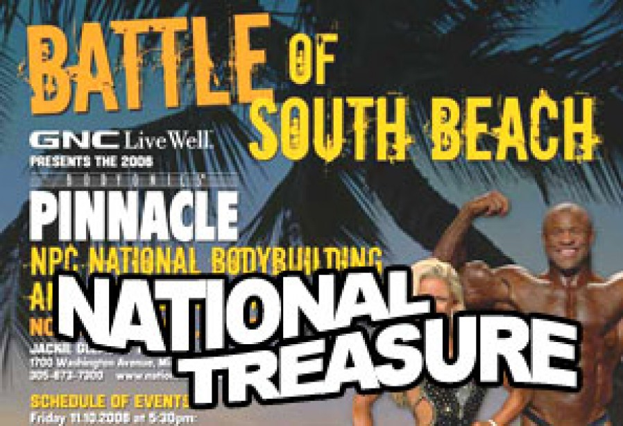 2006 NATIONALS SET FOR SOUTH BEACH