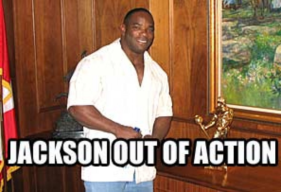 NO ARNOLD FOR JACKSON