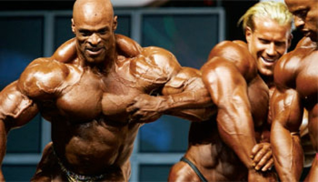 09/13/2007 MR. OLYMPIA: EXPECTING THE UNEXPECTED