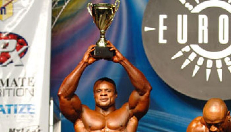 08/11/2007 SILVIO WINS EUROPA SUPER SHOW