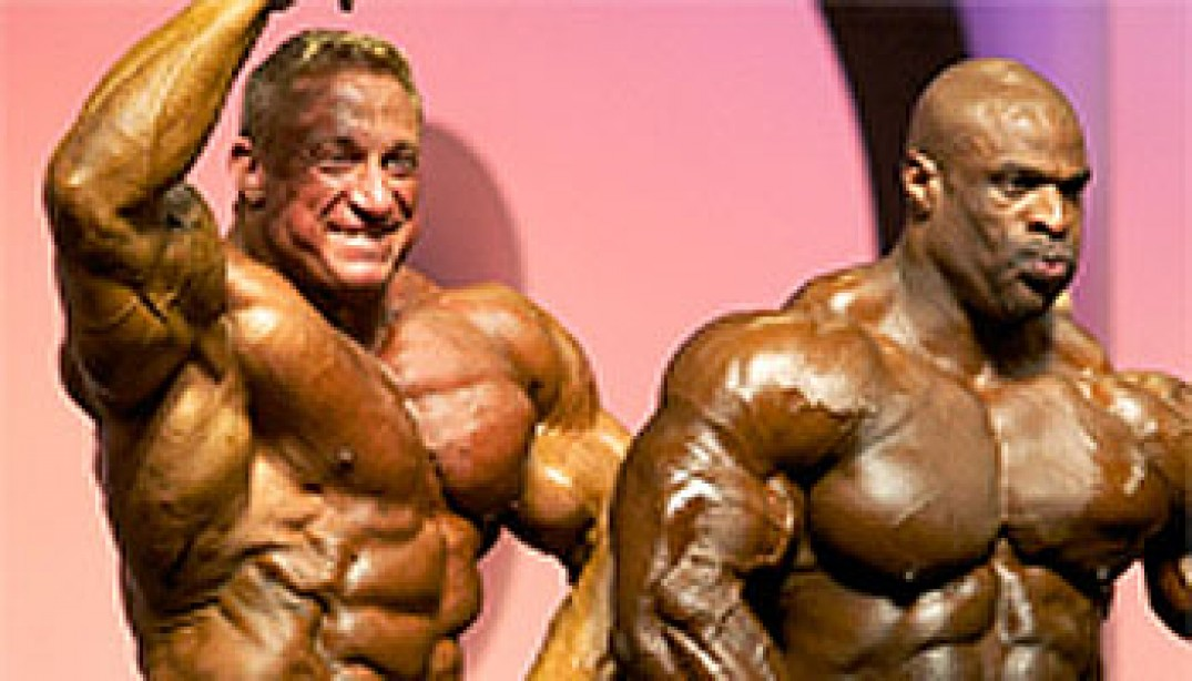 MAKE YOUR OLYMPIA PICKS!