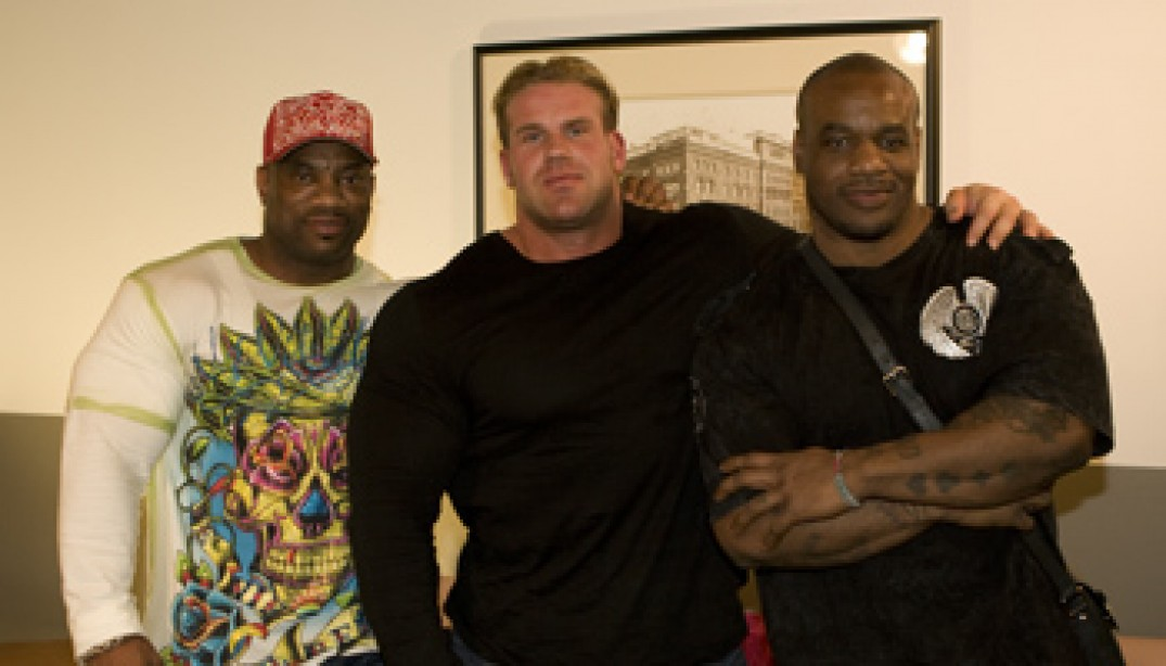 SUPERSTAR ROUNDTABLE VIDEO: ARNOLD CLASSIC PREVIEW