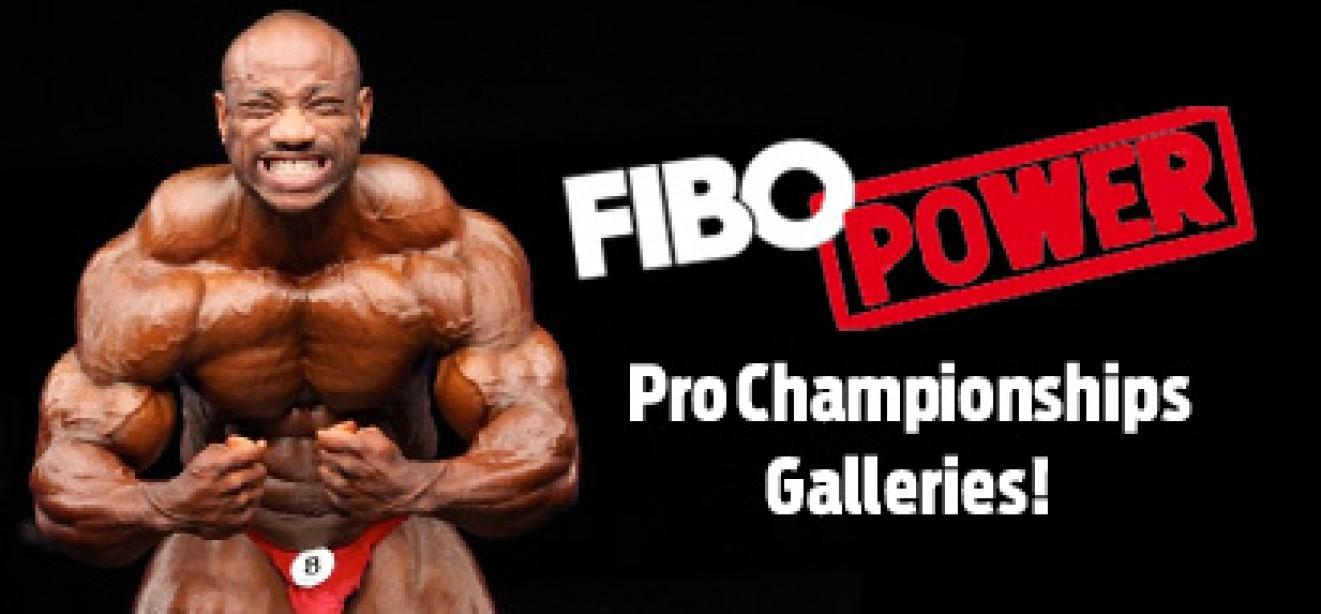 FIBO POWER Pro Championships Galleries!