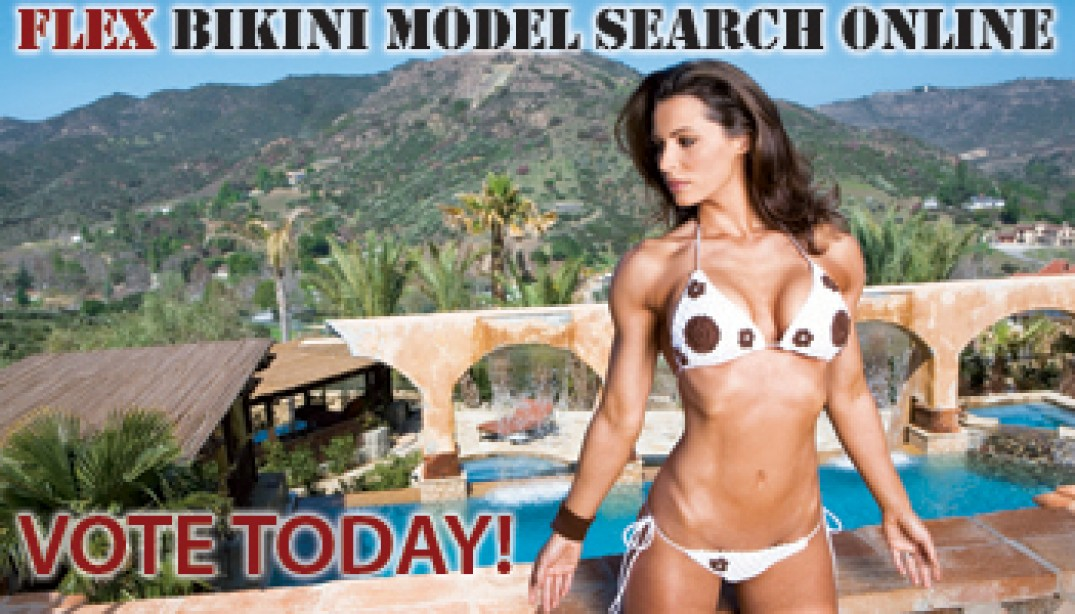 FLEX BIKINI MODEL SEACH: PART TWO