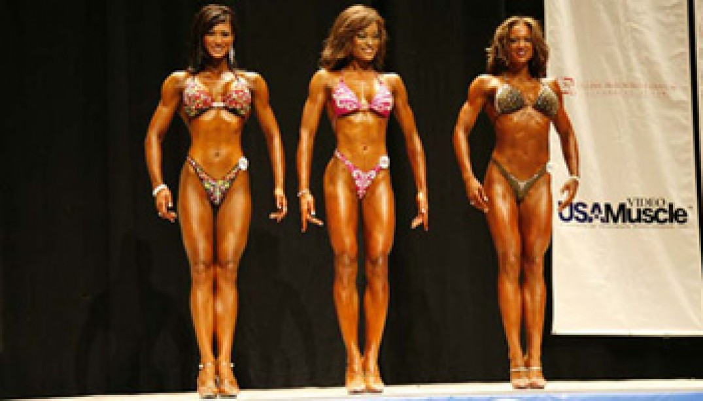2008 NPC USA WOMEN'S PREJUDGING REPORT AND PHOTOS