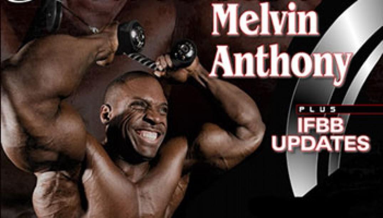 PBW: MELVIN ANTHONY