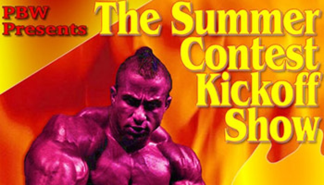 PBW: THE SUMMER CONTEST KICKOFF SHOW