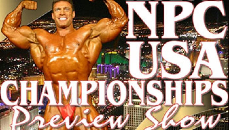PBW'S 2009 USA PREVIEW SHOW!