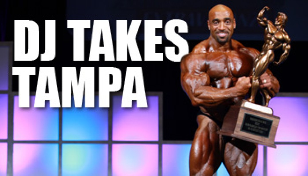 2009 TAMPA PRO FINAL RESULTS