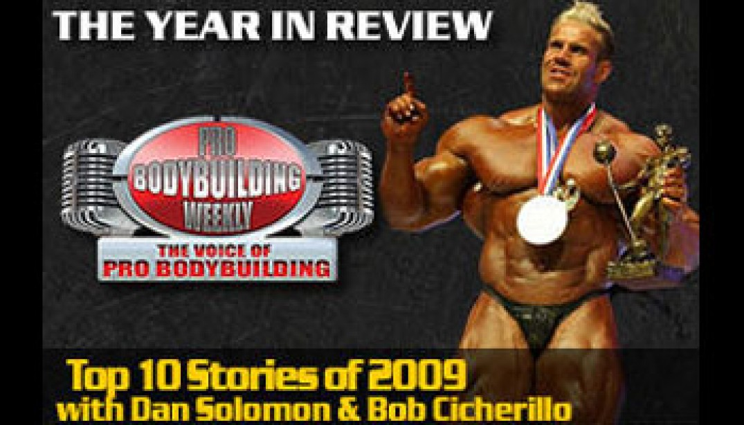 PBW: TOP 10 STORIES FROM '09